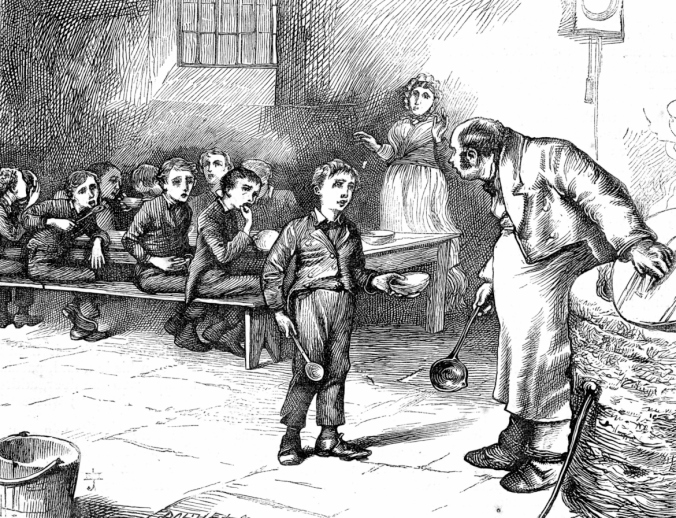 Is your Data treated like Oliver Twist?