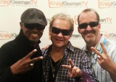 Kenny Harrison, Kraig Kleeman, & Danny Hughes